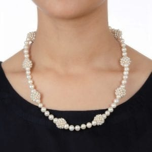 03172d4f2f Buy Plain Pearl Sets Online - Round Pearls, Oval Pearls in all Sizes